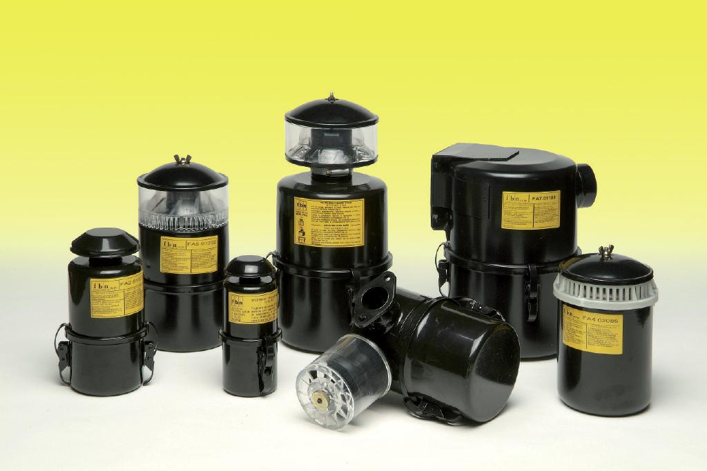 Filtri aria a bagno d olio per motori for Bagno d olio