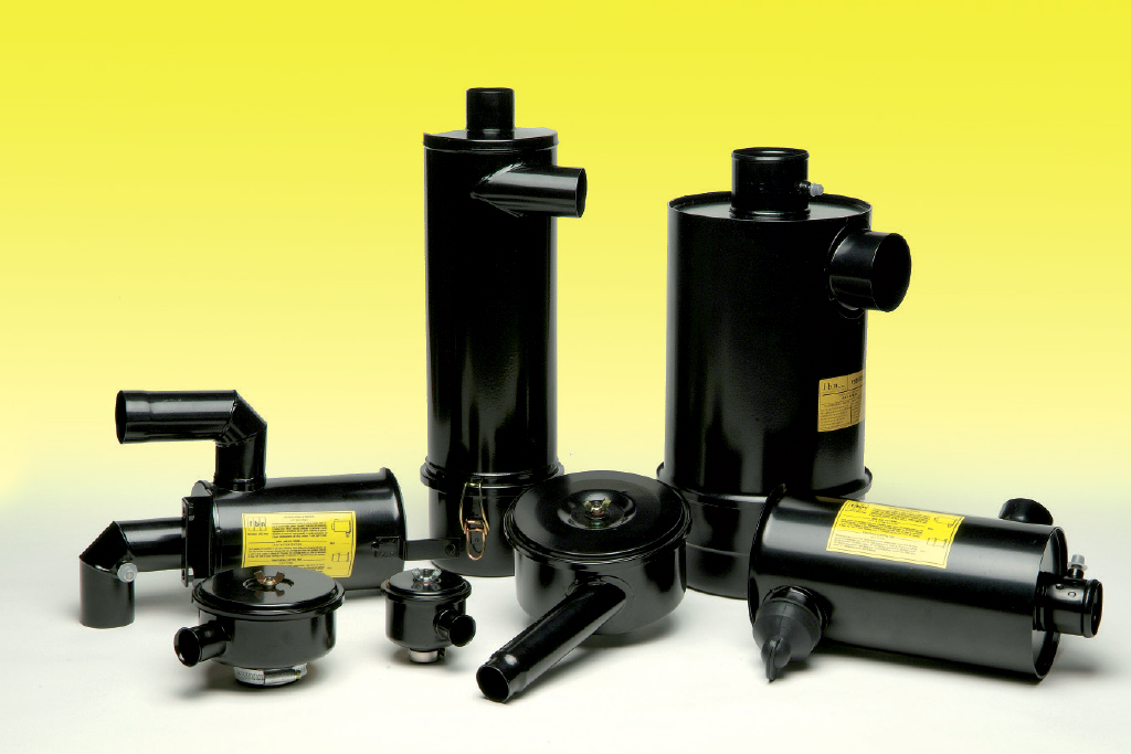 Filtri aria a secco in metallo for Bagno d olio